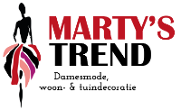 Marty's Trend Logo