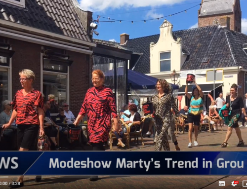 Aftermovie van Marty's Trend modeshow in Grou